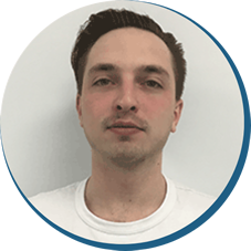 Bilde av Dmitry Korenevskyi, QA Engineer