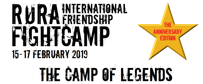 Røra International Friendship Fightcamp 2019 The Anniversary Edition