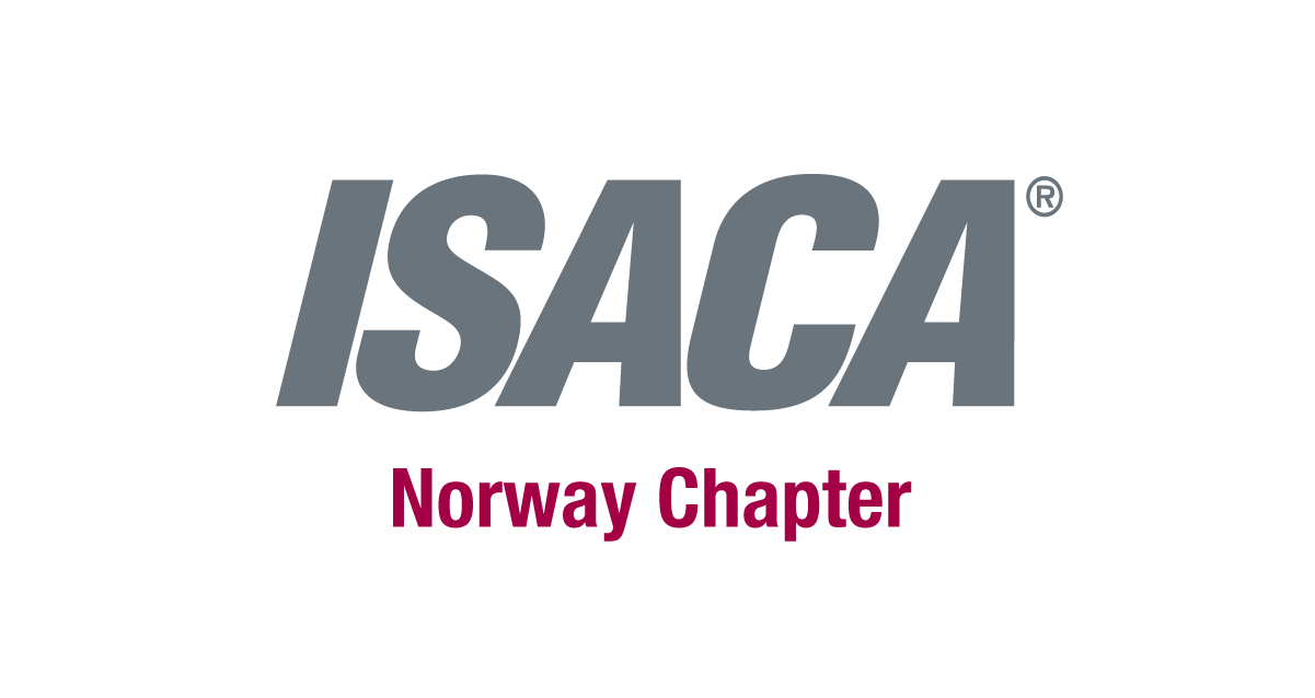 a6e3321ab ISACA Norway Chapter - Sommermøte 2019
